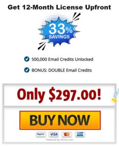 Mailvio Price